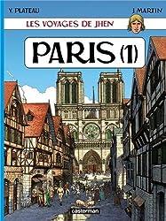 Les voyages de Jhen : Paris : Tome 1