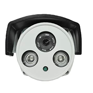 Cámara De Vigilancia HD 1200 Línea Analógica De Visión Nocturna por Infrarrojos Sonda De Ángulo Amplio