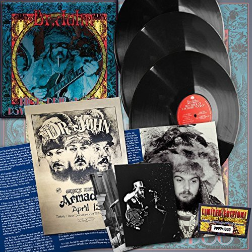 High Numbered - High Priest of Psychedelic Voodoo - Numbered Vinyl Box