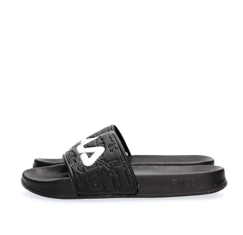 4b5e72a8 Fila Boardwalk Slipper Flip Flops Men White: Amazon.co.uk: Shoes & Bags