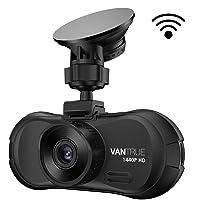 Deals on Vantrue X3 WiFi Super HD 2.5K Dashboard 1440P Car Camera