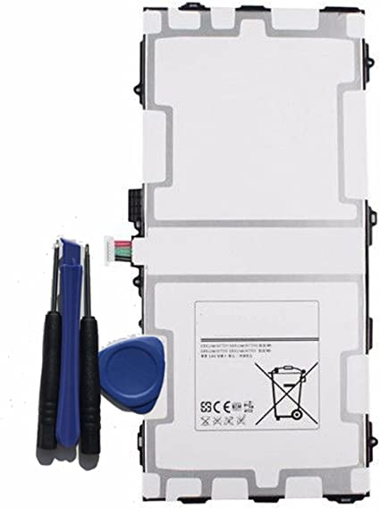Samsung Galaxy Tab S 10.5 Replacement Battery SM-T800 SM-T805C BT800FBE 7900mAh
