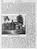 Photo: Andrew Jackson's Birthplace,Crude Cabin,Dwelling,The Carolina's