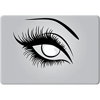 Eye Apple Macbook Decal Vinyl Sticker Apple Mac Air Pro Retina Laptop sticker