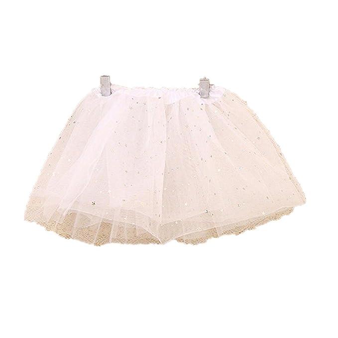 Falda Bebé niña Vestido de Fiesta de Princesa de Lentejuelas ...