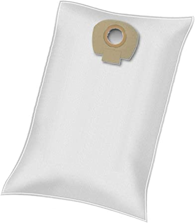 DeClean Bolsas de aspiradora Filtro Bolsa microvellón para Notebook para Makita Aspiradora cantidad 10 Pieza Fieltro Bolsa de Filtro Makita P 70219: Amazon.es: Hogar