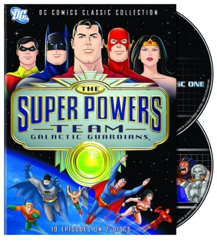 (Super Friends - Season 7: The Super Powers Team, Galactic Guardians, The Complete Season by Hanna-Barbera Studios)