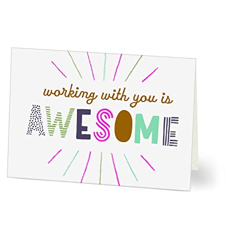 hallmark work anniversary card awesome pack of 25 greeting cards for business - Work Anniversary Cards