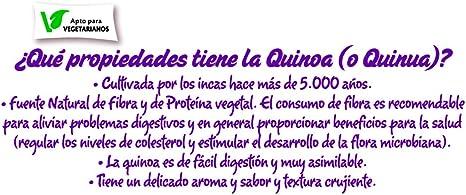 Sos Integral con Quinoa y 4 Cereales, 500g: Amazon.es ...