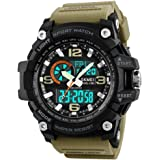 SKMEI Military Mudmaster Analog Digital Sport Watches for Men's and Boys (1283)