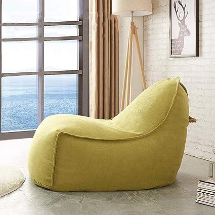 Amazon.com: Bean Bag Chair Lazy Sofa Bedroom Living Room ...