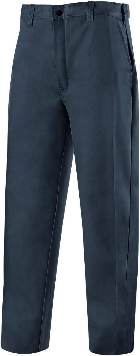 34 Insteam Weldlite Navy Blue 9.5-Ounce Flame Retardant Cotton 30 Waist Steiner 106-3034 Long Pants