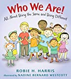New York Times best-selling author Robie H. Harris helps preschoolers understand what makes us who we are — from our height to our hair, from the shade of our skin to our eyesight.Join Nellie, Gus, baby Jake, and their parents at Funland as they go o...