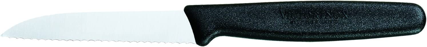Victorinox Cuchillo Mediano Negro