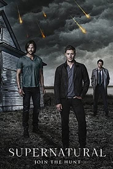 Amazon supernatural prepare for the fall season 9 tv supernatural prepare for the fall season 9 tv poster 24x36 inches voltagebd Image collections