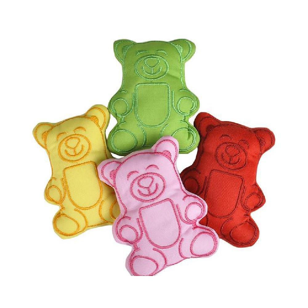 5'' Gummy Bear Plush (With Sticky Notes)