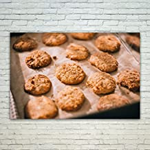 Westlake Art - Poster Print Wall Art - Cookies Crackers - Modern Picture Photography Home Decor Office Birthday Gift - Unframed - 18x12in (xd9-bf5-ccf)