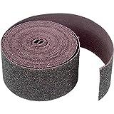 Steelex D1125 1-1/2-Inch by 15-Feet Emery Cloth Roll, 100 Grit