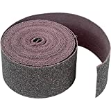 Steelex D1125 100 Grit 1-1/2'' by 15-Feet Emery Cloth Roll