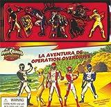 Serie Magnix: Power Rangers, la aventura de la operacion Overdrive, Silver Dolphin en Español Staff, 9707186402