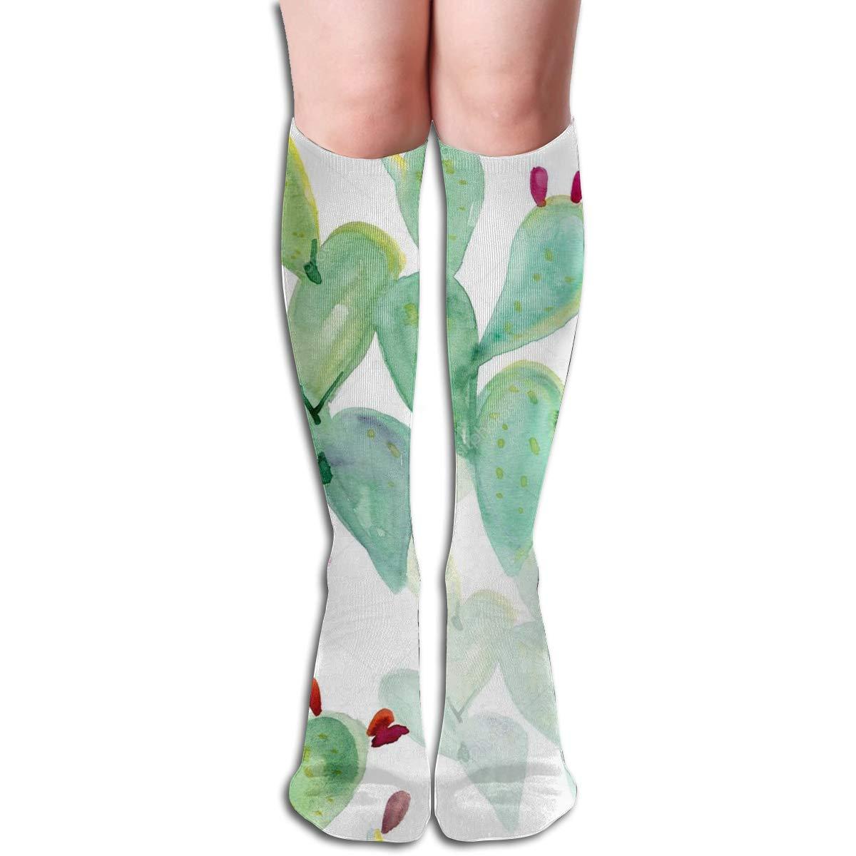 Women Socks Over Knee Autumn Winter Vintage For Gift