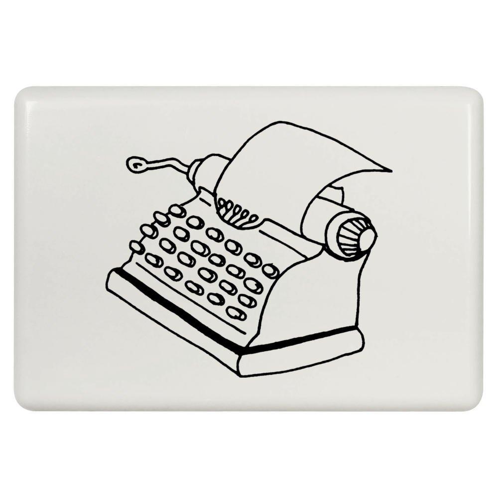 Máquina de Escribir Imán de Refrigerador (FM00014434): Amazon.es: Juguetes y juegos