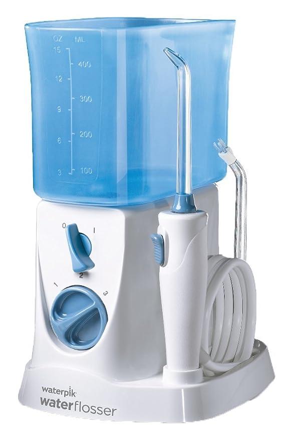 8 opinioni per Waterpik WP250 Idropulsore Compatto per la Famiglia, Bianco