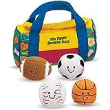 """GUND Playset My 1st 7.5"""" Toy Sports Bag"""