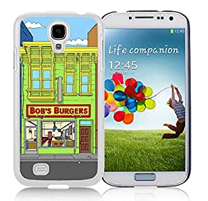 Personalized Case Bob's Burgers 4 White Case for Galaxy S4 I9500