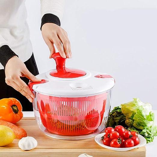 Compra Purificador de agua cesta de drenaje _ deshidratador de secado de vegetales decantador cesta de drenaje ...
