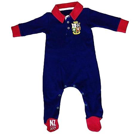 British & Irish Lions Ropa de dormir diseño Rugby para bebé – Azul ...