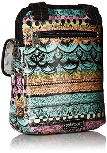 Flap Canvas World Sherbet Wynnie Messenger Coated Sakroots Small One 8EXwzp