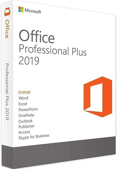 Codigo de licencia indefinida para Office 2019 pro plu -