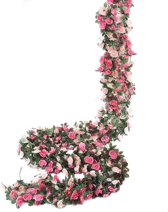Los 8 Garden Dream Quilt