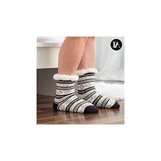 CALCETINES CON SUELA ESTAMPADOS FASHINALIZER