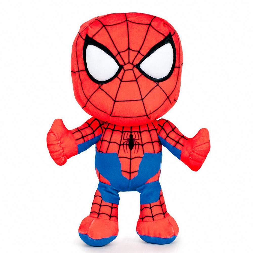 Marvel Peluche Spiderman 42 cm Vengadores Avengers Velboa ...