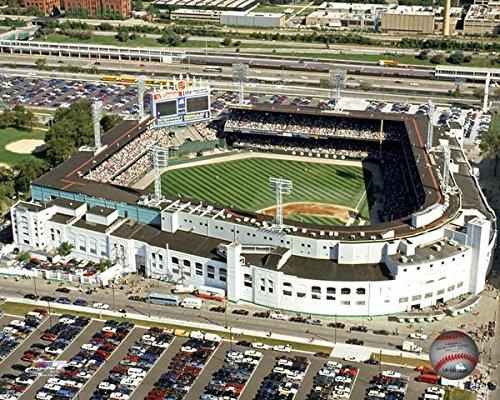 Chicago White Sox Comiskey Park MLB Stadium Photo (Size: 16