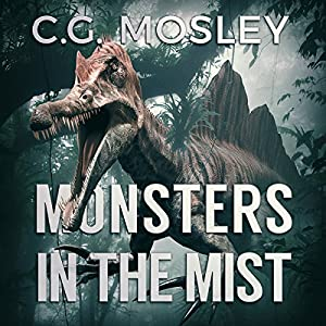 Monsters in the Mist Audiobook