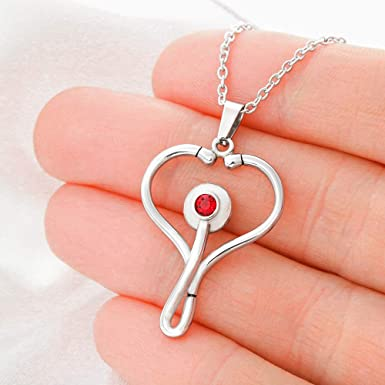 Valentine Gifts to Nurse Wife From Husband Ultimate Gift For Nurse Wife Necklace for Nurse Wife Anniversary Gift For Nurse Wife -