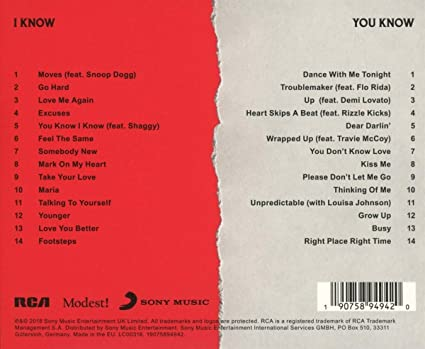You Know I Know Deluxe By Olly Murs Amazon Co Uk Music