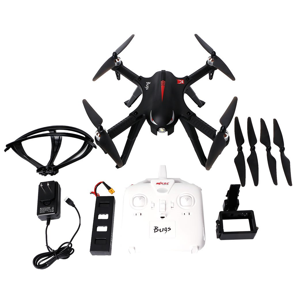 Bubile RC Racing Drone , RTF 2.4GHz 4CH 6 Axis Gyro RC Quadcopter