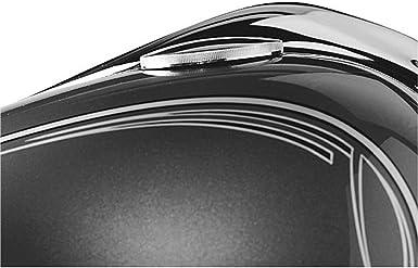 BA-7450U Baron Profiler Gas Cap Kit Chrome