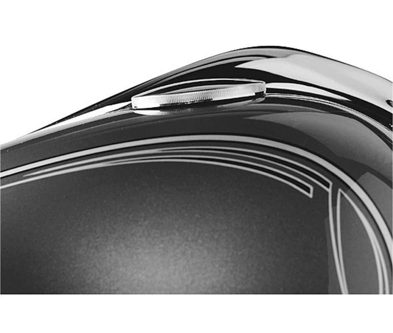 Baron Custom accesorios Perfilador Gas Cap ba-7450u: Amazon.es: Coche y moto