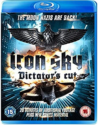 Iron Sky: Dictators Cut Blu-ray Region Free Reino Unido: Amazon.es: Timo Vuorensola: Cine y Series TV