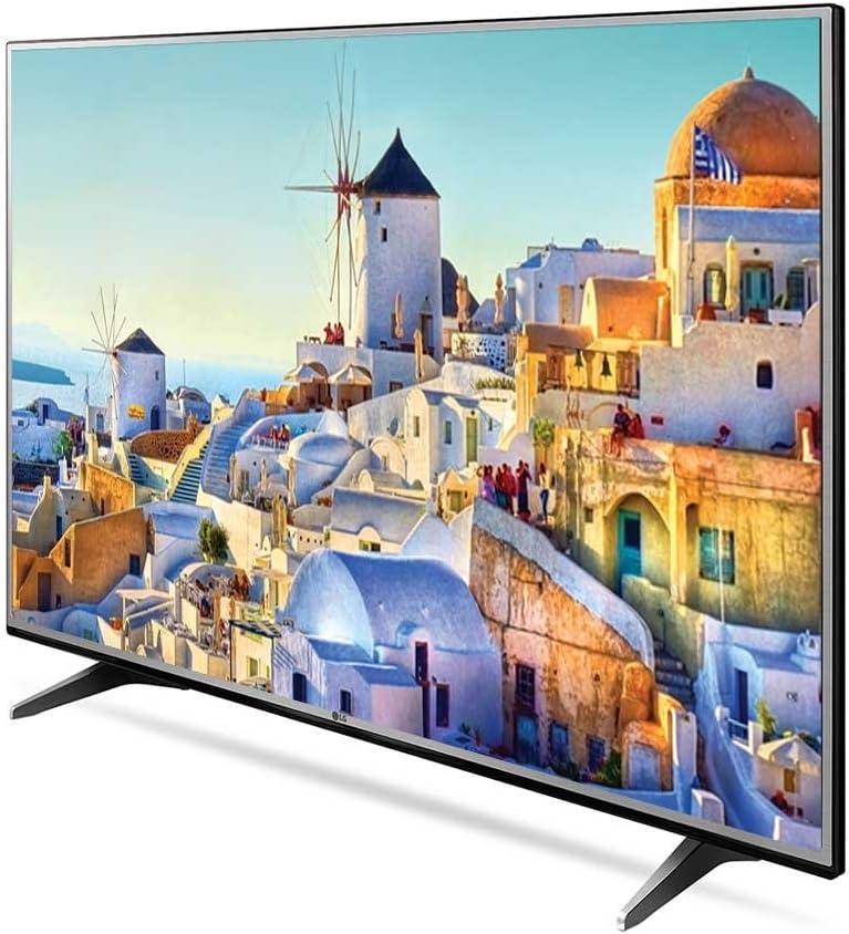 LG 60UH605V - Smart TV de 60 Pulgadas (Ultra HD 4K, LED IPS, HDR Pro, WebOS 3.0) Negro: Amazon.es: Electrónica