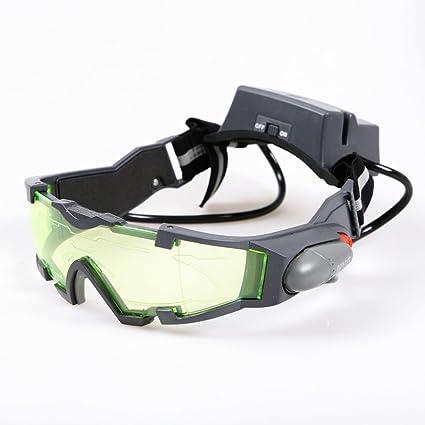 Amazon.com: 25 Pies Luces de anteojos de visión nocturna con ...