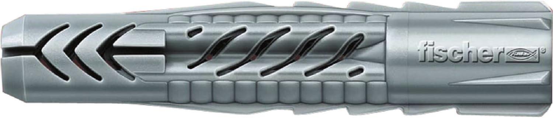 Envase de 50 ud. FISCHER 062760 Taco nylon UX 8x50 caja DIY