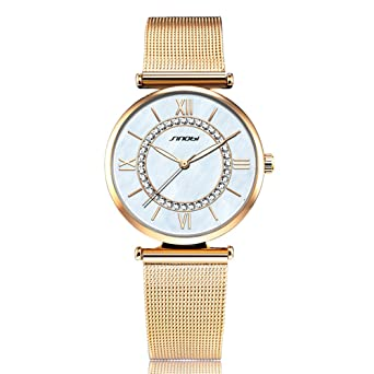 2017 Sheli Watches Women Brand Luxury Quartz Watch Fashion Relojes Mujer