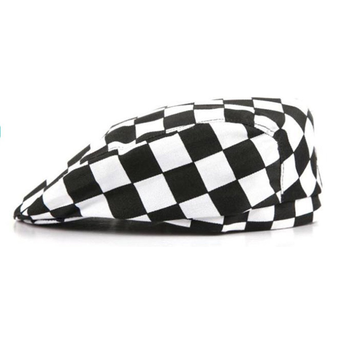 XINFU Chef Work Unisex Adult Printing Chef Hat Beret Party Accessory by XINFU