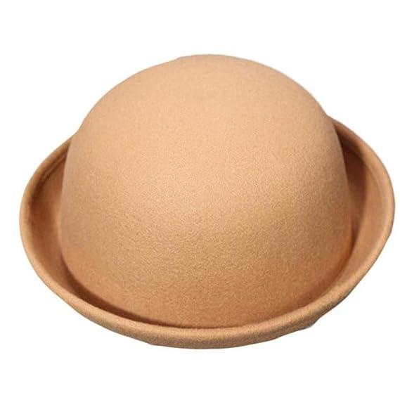 Mounter-Hats Sombreros de Verano Unisex para Hombres y Mujeres, Plegables, Fedora Trilby, pajitas, Sombreros de Playa (Caqui): Amazon.es: Deportes y aire ...